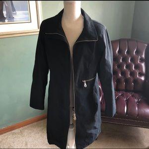 Jane Post for Neiman Marcus Raincoat Size S